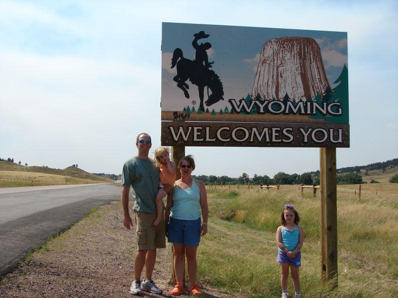 2006.07.14 Black Hills, Sturgis and Devil's Tower