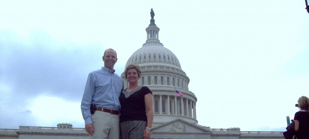 2009.10.06 Touring the U.S. Capitol