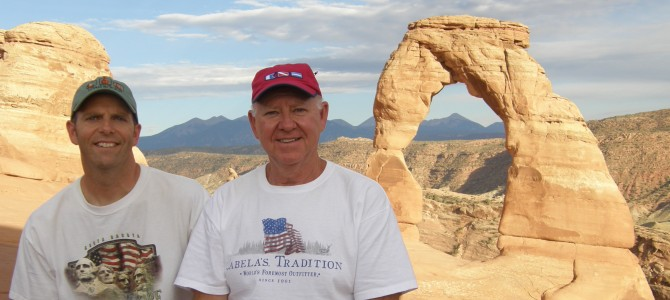 2010.07.10 Arches National Park!