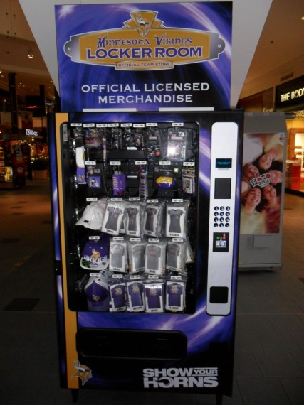 vending machine merchandise