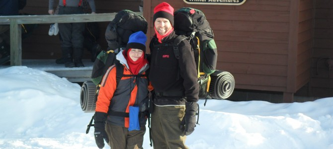 2011.01.15 North Wind: 24 Hours of Winter Camping
