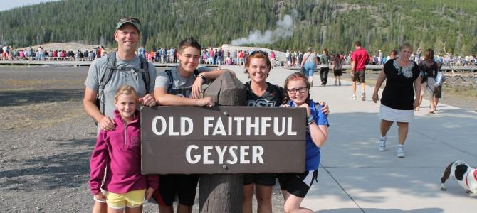 2012.07.11 A Walk Around Old Faithful