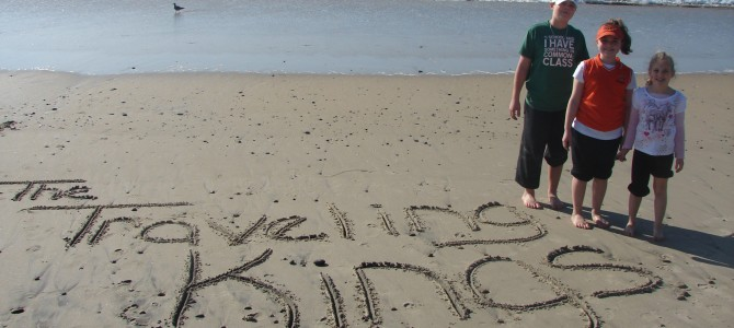 2008.12.31 Beach and Balboa Park