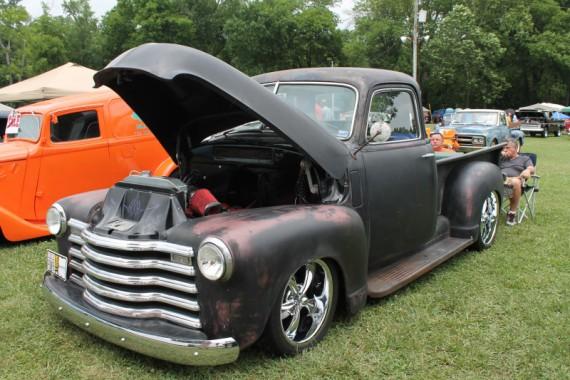1949 Chevy Truck.