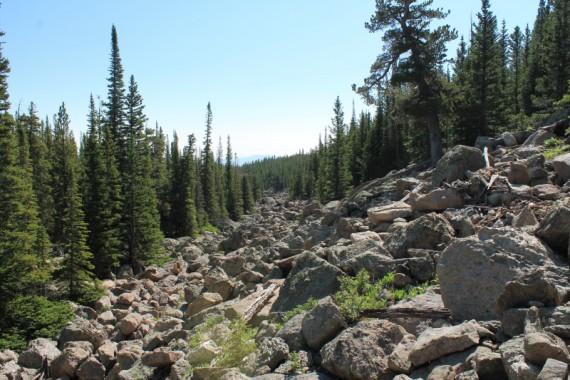 Boulder Field