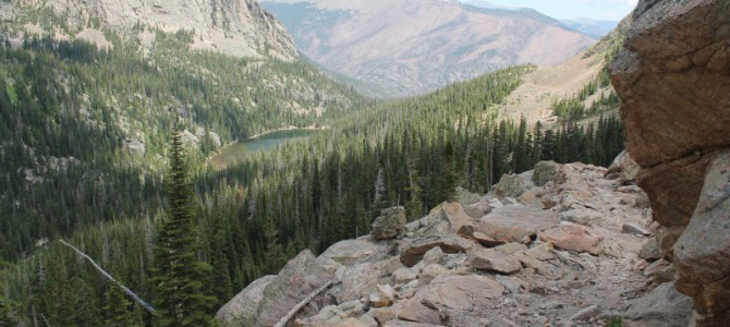 2015.07.03 Bear Lake Hike and Estes Park
