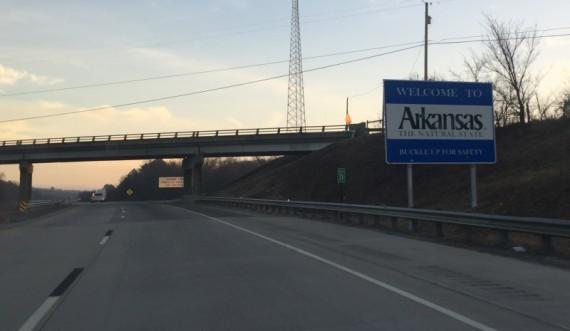 Hello Arkansas