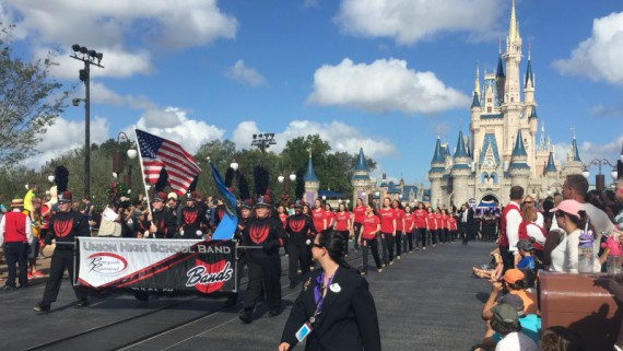Renegade Regiment at the Magic Kingdom