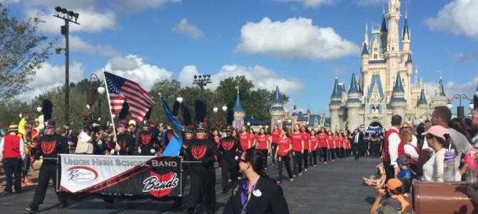 2015.12.28 Disney Parade