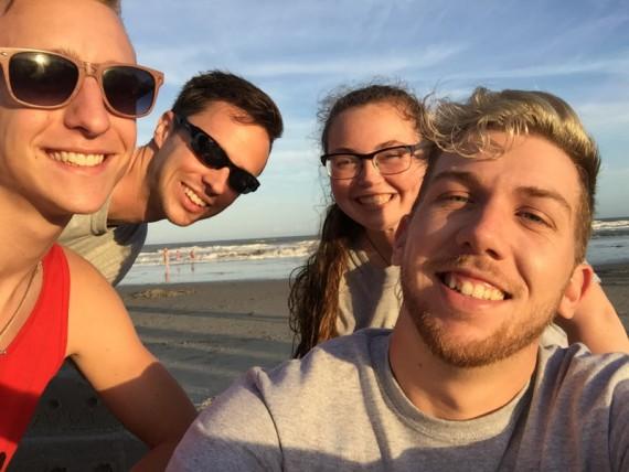 Pic 19 Mallory On Beach