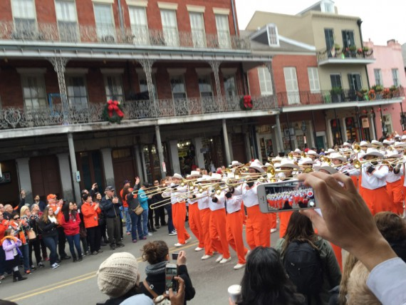 Cowboy Marching Band