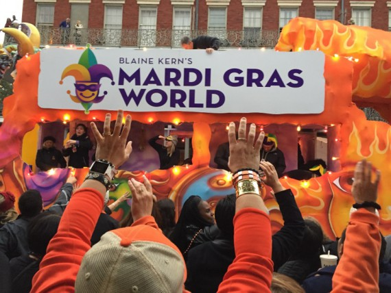 Throw us some beads!