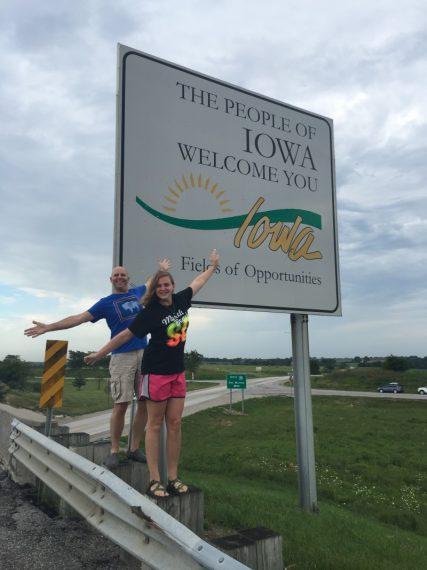 Hello Iowa.