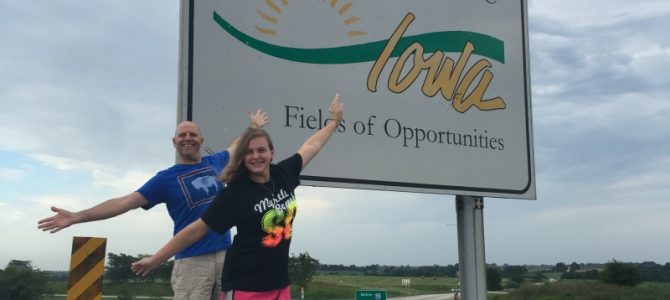 2016.07.23 Dancing Our Way to Iowa