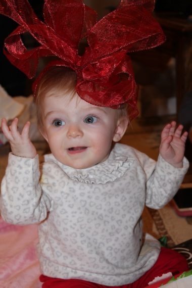 Ellery and a Christmas Bow