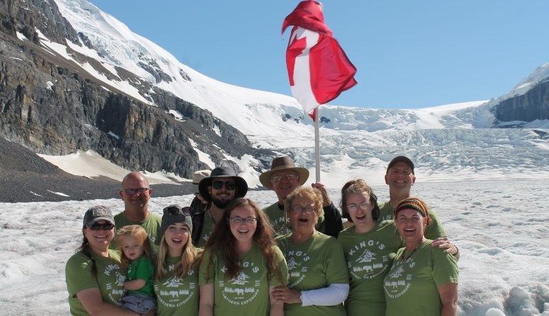 2018.06.17 Alberta: Lake Louise & Athabasca Glacier